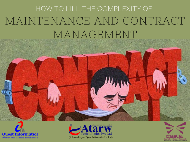 MAINTENANCE AND CONTRACT MANAGEMENT (3)